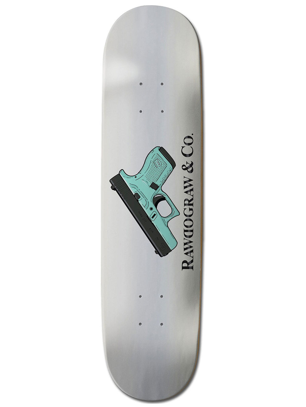 Reno Designer 8 5'' Skateboard Deck