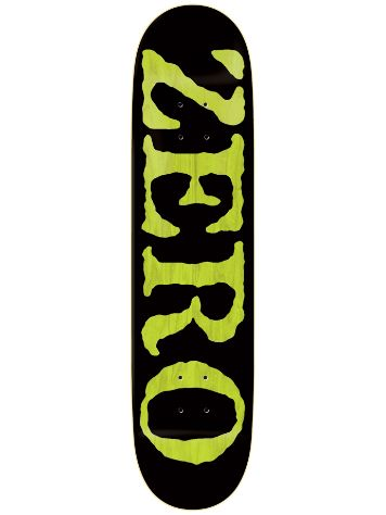 Zero OG Font Ko Price Point 8.25'' Deck