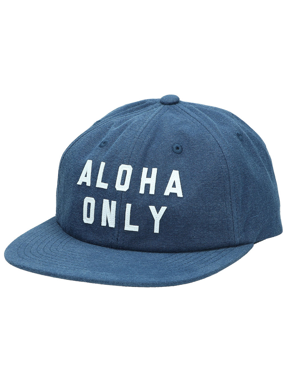 Aloha Only Washed Casquette