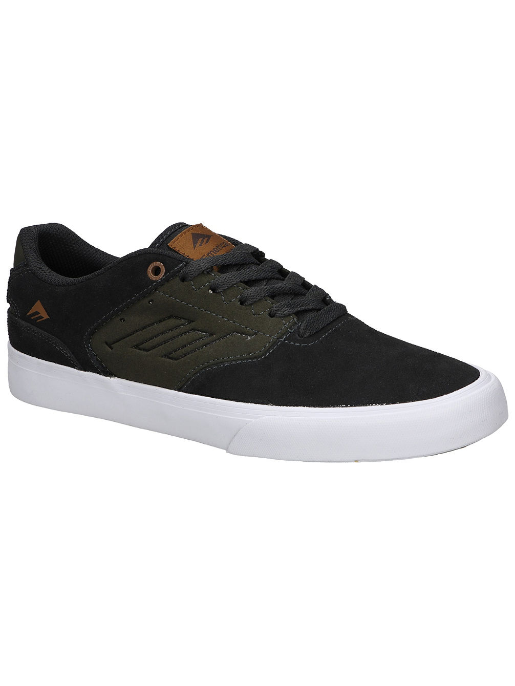The Reynolds Low Vulc Chaussures de Skate