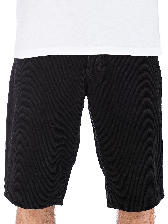 Homeboy X-Tra Baggy Cord Shorts black
