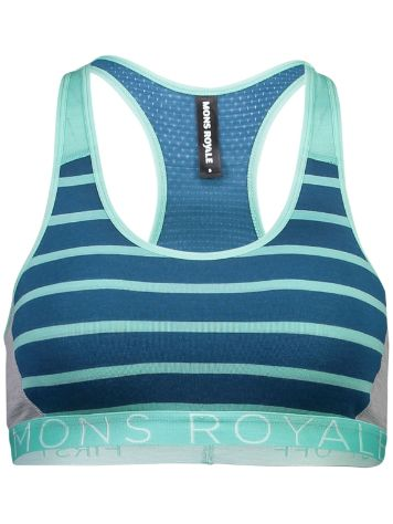 Mons Royale Sierra Sports Bra Tech Top