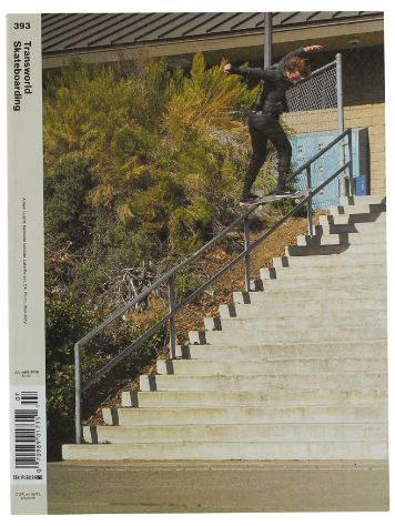 Transworld Skateboarding July-Aug 2018 Magazin