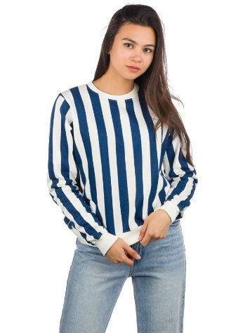 Dedicated Ystad Big Stripes Sweat