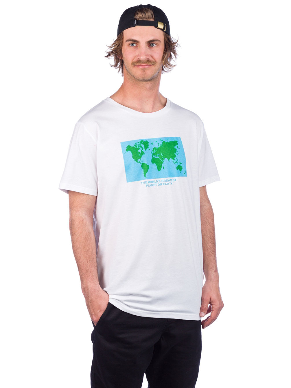 Stockholm Greatest Planet T-shirt