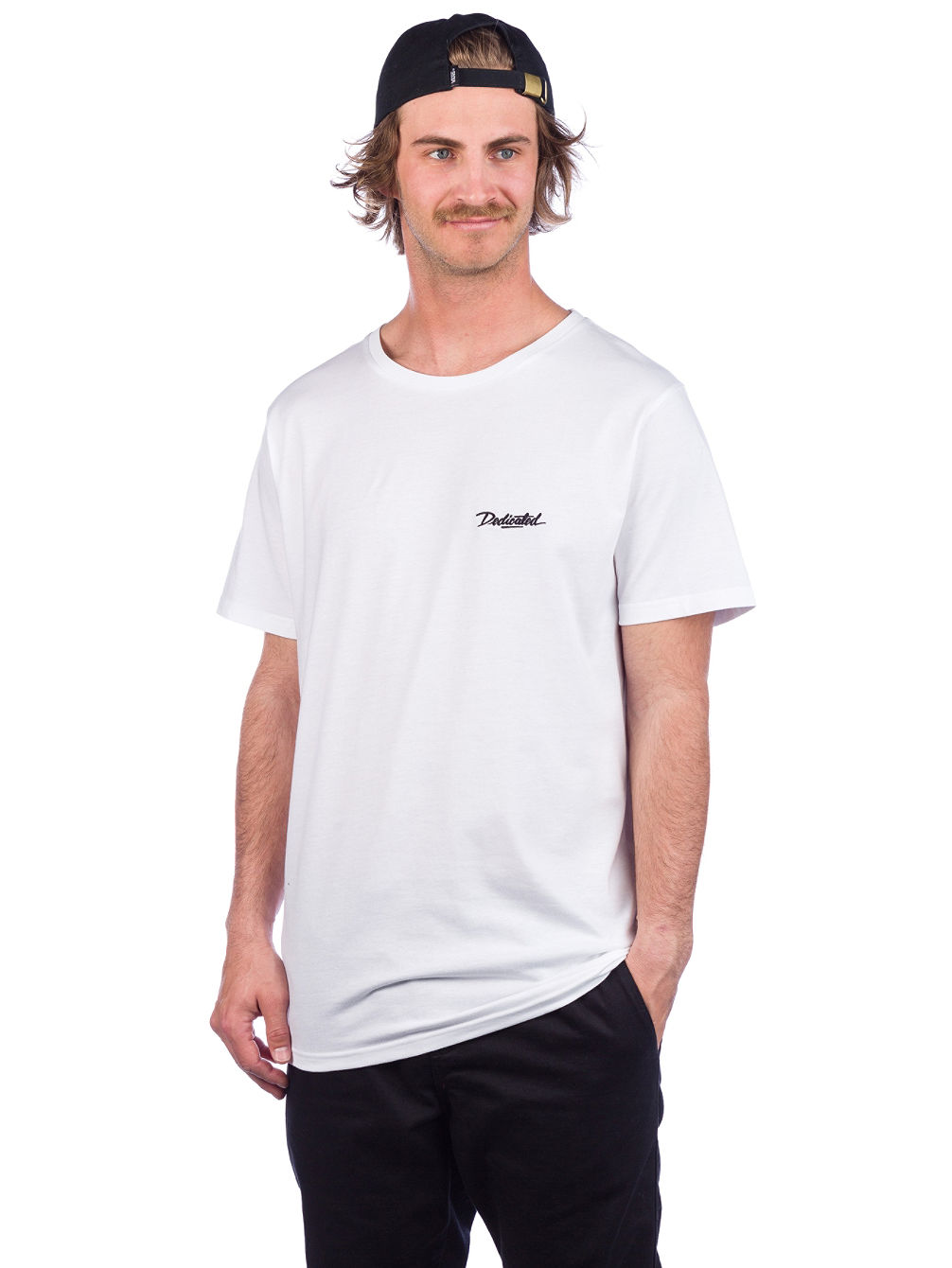 Stockholm Dedicated Script T-shirt