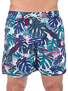 Color Leaves Boardshorts