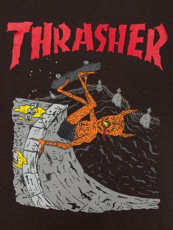 d35f3cac28f5 Buy Thrasher Neckface Invert T-Shirt online at Blue Tomato