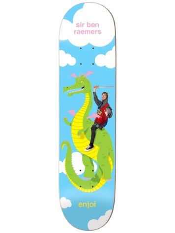 Enjoi Giddy Up R7 8.25'' Skateboard Deck