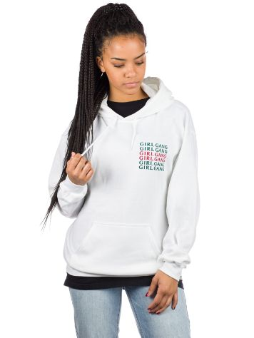 Petals and Peacocks Girl Gang Hoodie