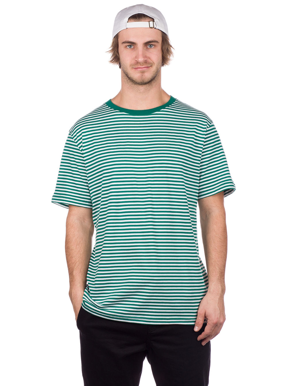 Ranked Stripe T-Shirt