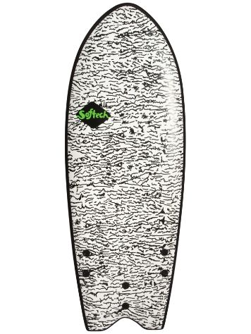 Softech Kyuss Fish FCS II 4.8