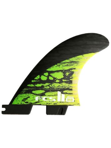 FCS II MB PC Carbon M Tri-Quad Retail Fin