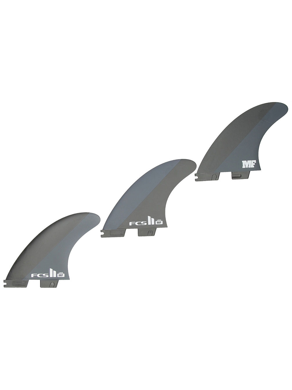 II MF Neo Carbon Large Tri Fin
