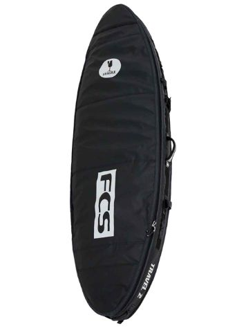 FCS Travel 2 All Purpose 6'3 Surfboard tas