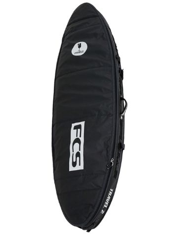 FCS Travel 2 All Purpose 6'7 Surfboard tas