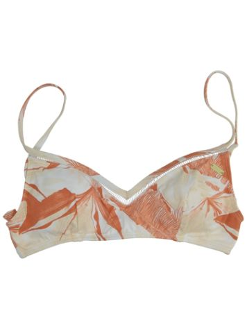 Roxy Tropical Sand Bralette Bikini Top