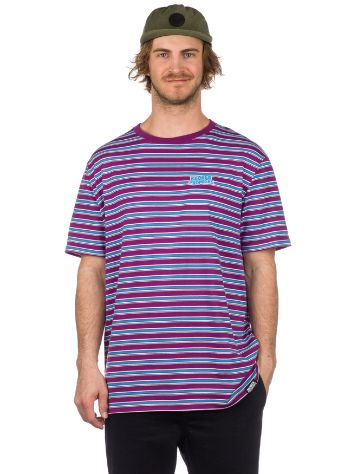Broken Promises Paranoid Stripe T-shirt