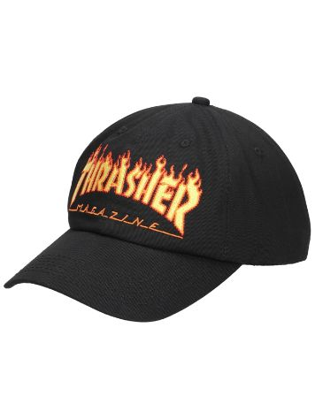 Thrasher Flame Old Timer Gorra