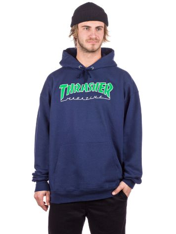 Thrasher Outlined Sudadera con capucha