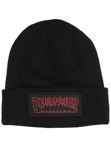 Thrasher China Banks Patch Gorro