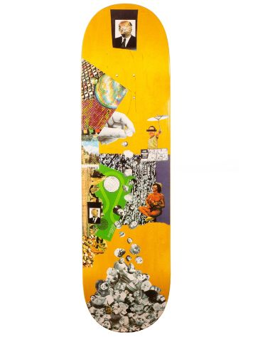 "The killing Floor Weird Heads Reissue 8.6"" Skateboard Deck"