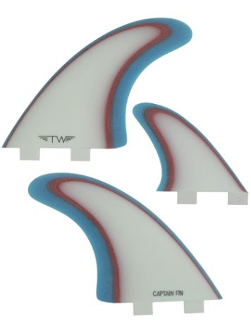 Captain Fin Tyler Warren Twin Especial FCS 5.51 TT F