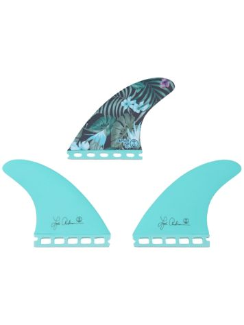 Captain Fin Lisa Anderson Jungle FCS 4.4 TT Fin Set