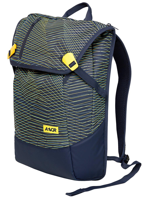Image of AEVOR Daypack Backpack fineline twin yellow Uni