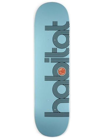 Habitat Ellipse 8.5 Skateboard Deck