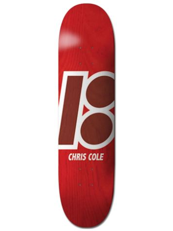 Plan B Cole Stained 8.375 Skateboard Deck
