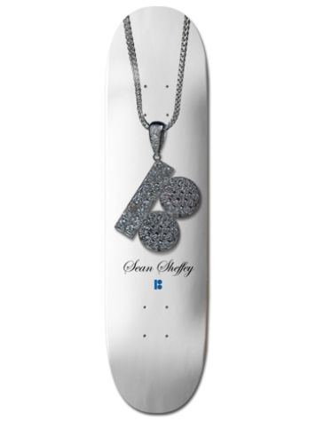 Plan B Sheffey Chain 8.25 Skateboard Deck