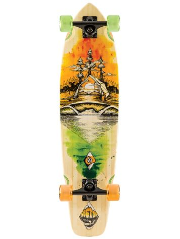 "Sector 9 Odyssey Fort Point 8.75"" x 34"" Compleet"