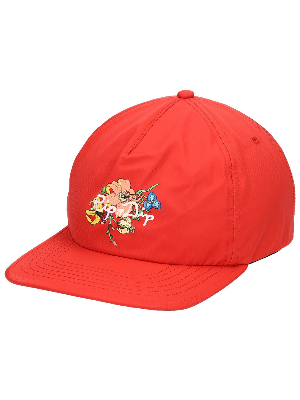 Blooming Nerm Nylon 5 Panel Snapback Cap