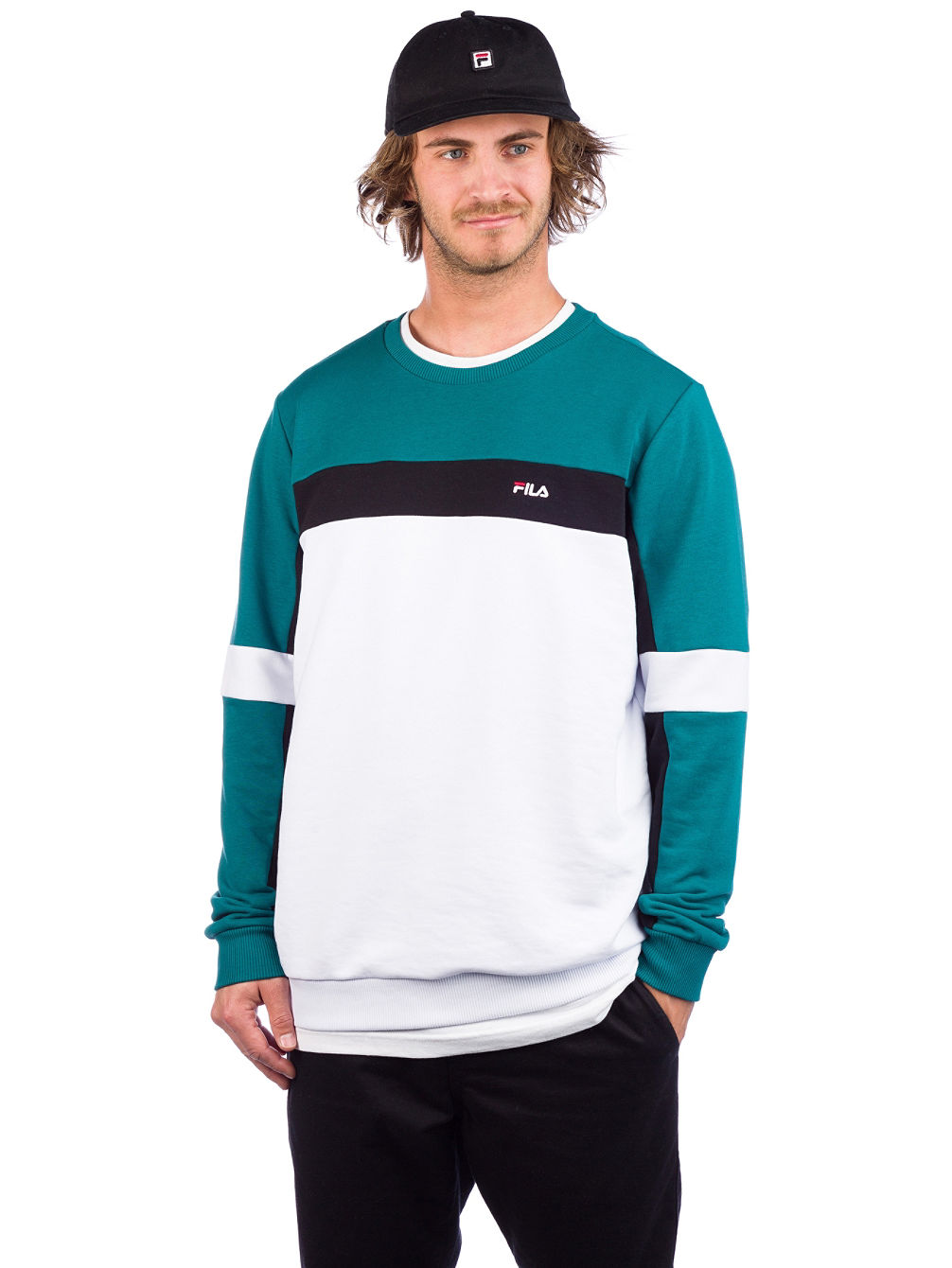 Norbin Crew Sweater