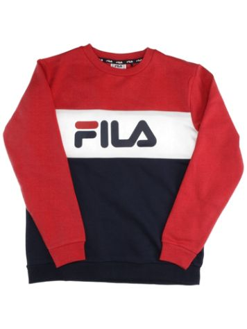 Fila Night Blocked Crew Sweater