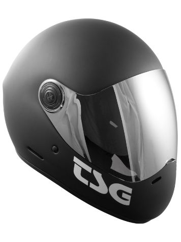TSG Pass Solid Color (+ Bonus Visor) Helmet