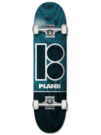 Plan B Blue Stain 8.25 Complete