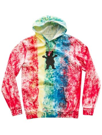 Grizzly Irie Splatter Sudadera con capucha
