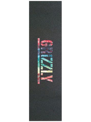 Grizzly Irie Stamp Grip Tape