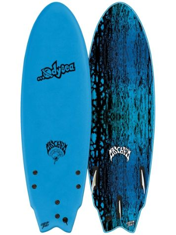 Catch Surf Odysea X Lost RoundNose Fish TriFin 5'11 Tabla de Surf