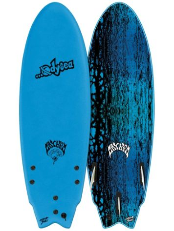 Catch Surf Odysea X Lost Round Nose Fish TriFin 5'5