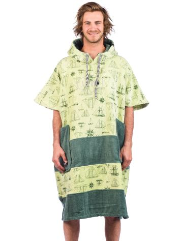 All-In V Poncho