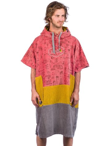All-In V Surf Poncho
