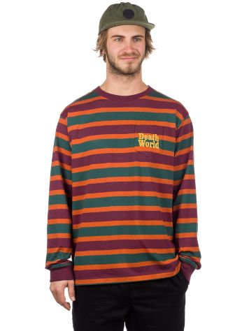 Deathworld Stripe Langarmshirt