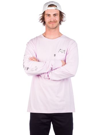 Rip N Dip Lord Nermal Long Sleeve T-Shirt