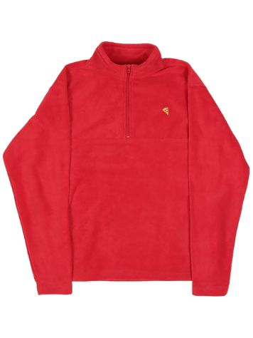 Pizza Skateboards Emoji 1/4 Zip Sweater