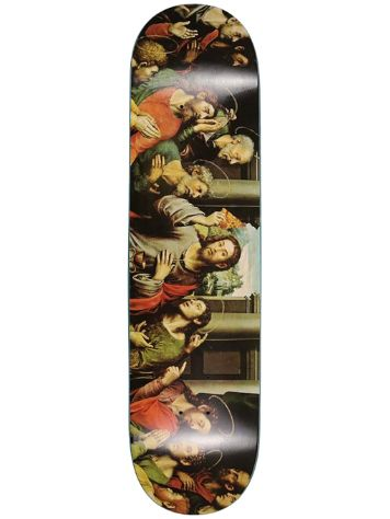 Pizza Skateboards Last Supper 8 Deck