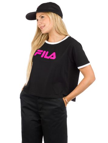 Fila Ashley Cropped T-Shirt