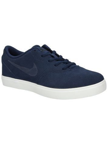 Nike Nike SB Check Suede PS SKate Shoes Boys